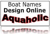 design boat names